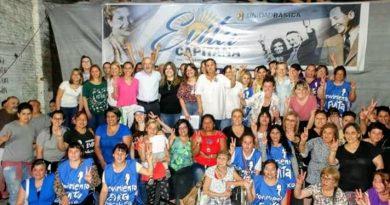 se realizó en la UB. Evita Capitana el primer Encuentro Regional de Mujeres