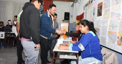 Elecciones presidenciales en Bolivia: La comunidad boliviana vota por primera vez en Chacabuco