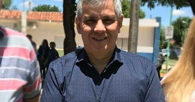 Guillermo Britos, Intendente de Chivilcoy