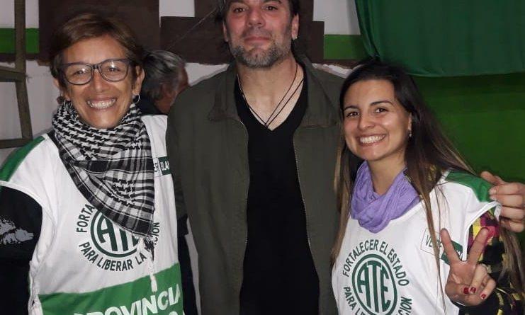 Julia Quiróz en Ensenada