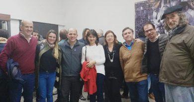 Unidad Ciudadana Chacabuco presente en el Acto Político Sindical realizado en Junin
