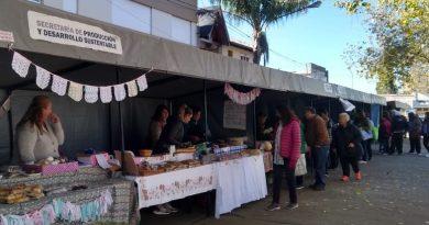 """Mercado """"El Pasaje"""": se suman productores familiares"""