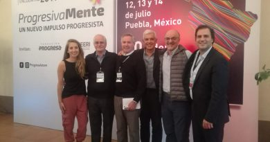 Julián Domínguez en México