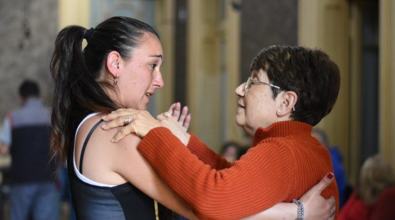 Aire de Tango: Comenzó la segunda etapa
