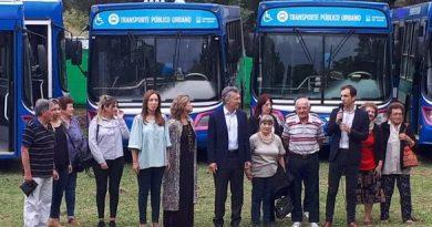 Macri y Vidal en Junín