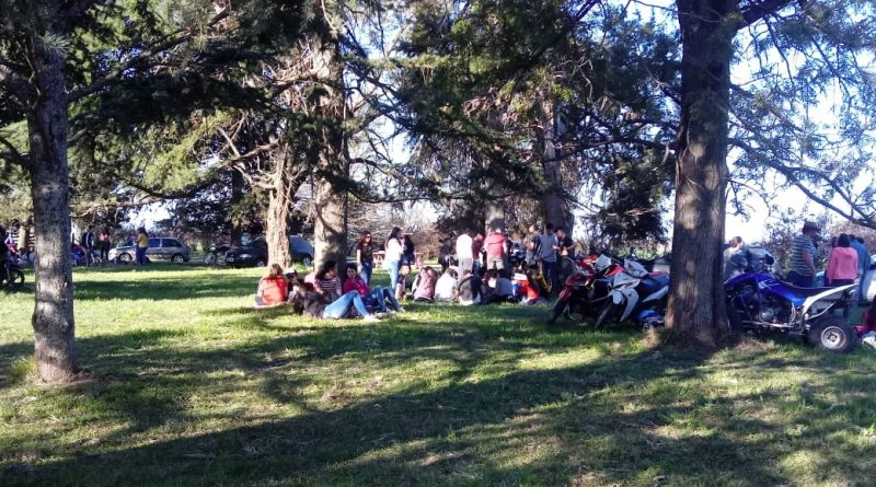 Pic-Nic del Día del estudiante en Rawson