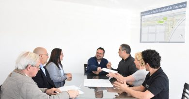 Parque Industrial: más empleo genuino en Chacabuco