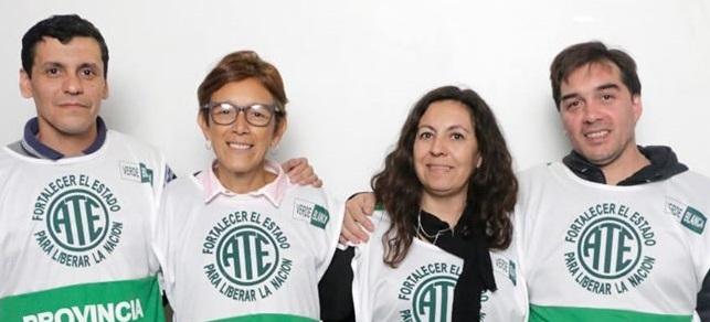 Julia Quiróz dijo que Calarco amenazó a los gritos a integrantes de la lista Verde y Blanca
