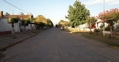 Avenida Chacabuco de Rawson