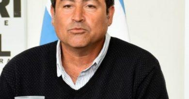 Sebastián Sofía. flamante presendente de la Sociedad Rural de Chacabuco
