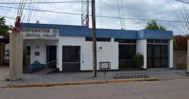 Sede Cooperativa de Agua Potable, Teléfonos y otros Servicios Públicos de Rawson Ltda.