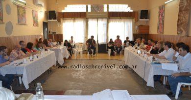 Sesiona el HCD en Rawson