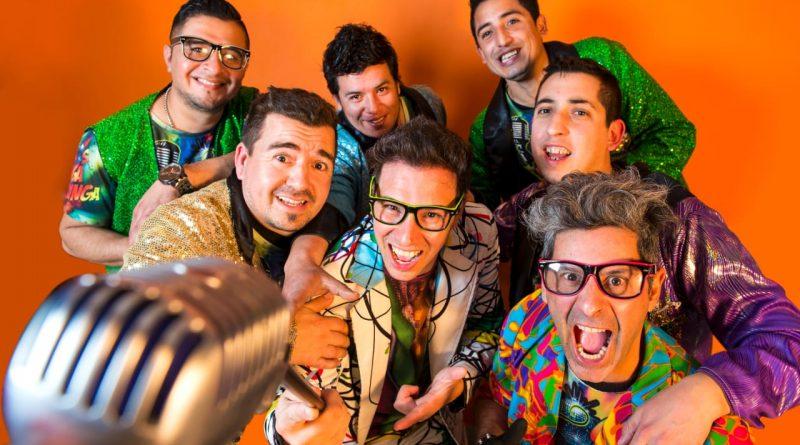 """""""Los Tangatunga"""" cerrarán la XXXVI Fiseta Provincial de la Primavera en Rawson"""