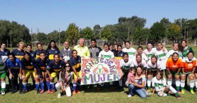 Consejería de la Mujer, presente en el Fútbol Femenino