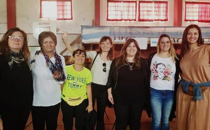 Encuentro Federal de Mujeres y Diversidades del Frente de Todos.