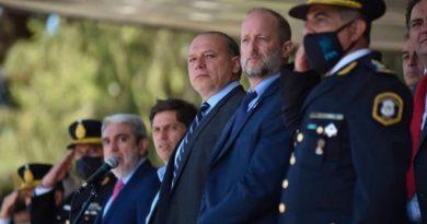 Por la inseguridad, Berni obliga a policías retirados a volver al servicio