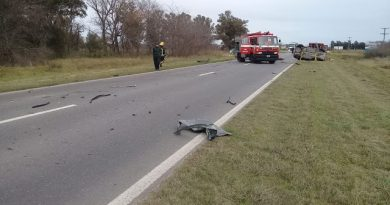Image del accidente.