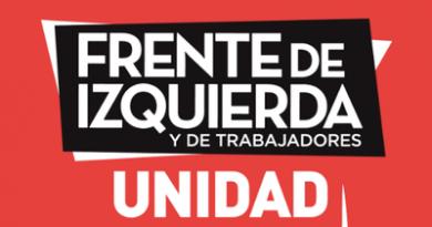 Partido Obrero - PTS - MST – Izquierda Socialista