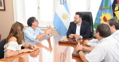 Reunión para transformar a Chacabuco en un polo educativo en la región