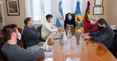 Aiola firma convenio por más de 13 millones de pesos para obras de bacheo con la Cooperativa Eléctrica