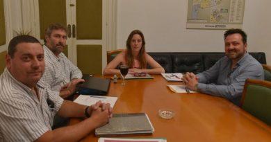 Aiola se reunió con la Directora General de Educación de la provincia de Buenos Aires