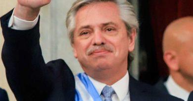 Presidente, Alberto Fernández