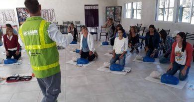 Chacabuco: ciudad cardioprotegida