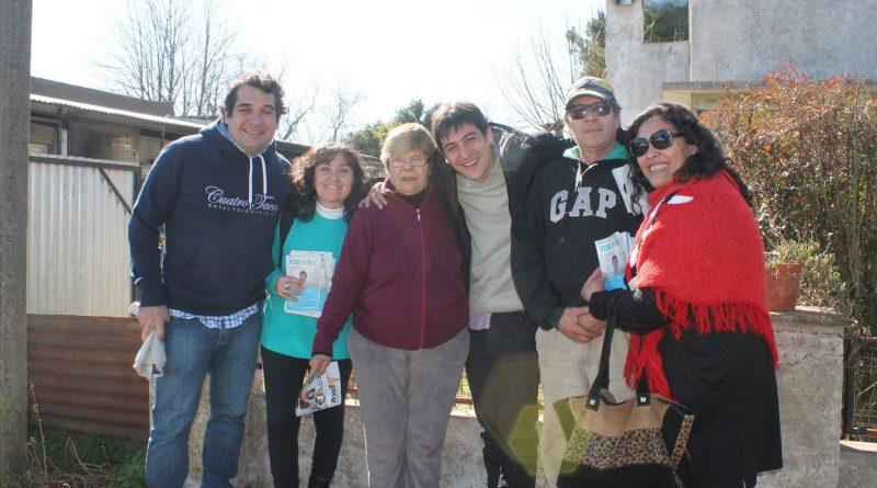 Carnaghi en Castilla.