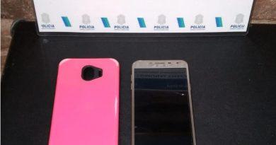 La Policía de Chacabuco esclareció el hurto de un celular del interior de una vivienda