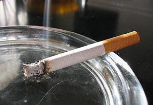 Cese de hábito tabáquico