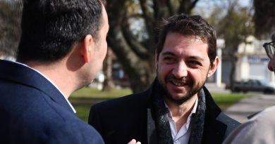 Darío Ciminelli, Secretario de Seguridad
