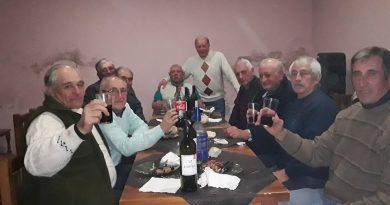 Los participantes en la reunión de la Clase 49