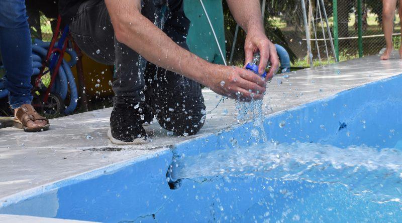 Trabajos de prevención y control en colonias de verano que funcionan en Chacabuco