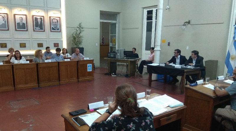 El Concejo Deliberante aprobó el Presupuesto Municipal 2020