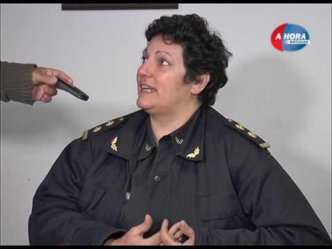 Comisaria, Daniela Montes
