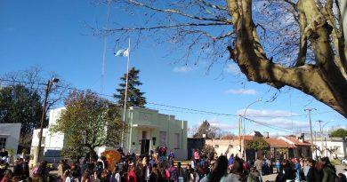 """Festejos por el """"Día del Niño"""" en Rawson"""