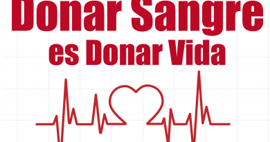 Donación de Sangre: no te olvides