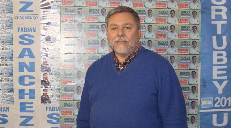 Fabián Sánchez.