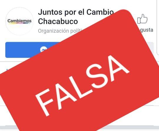 Crean cuentas falsas en redes sociales para confundir a nuestros vecinos