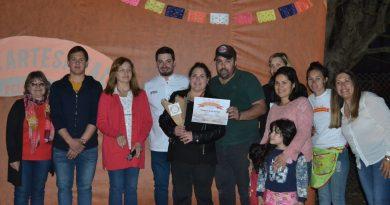De Suipacha fue el premio al mejor alfajor artesanal de maicena