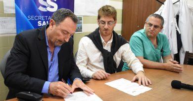 Desde hoy afiliados del IOMA podrán realizarse resonancias en el Hospital de Chacabuco