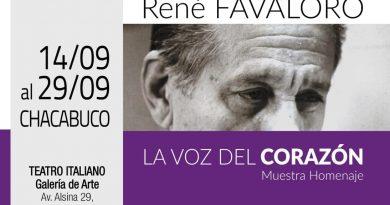 Homenaje a Favaloro