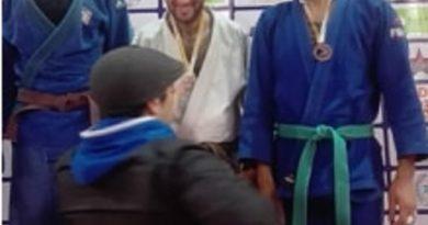 Medalla de bronce para Gabriel Litardo