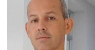 Ignacio Gastaldi, director del Hospital Municipal de Chacabuco