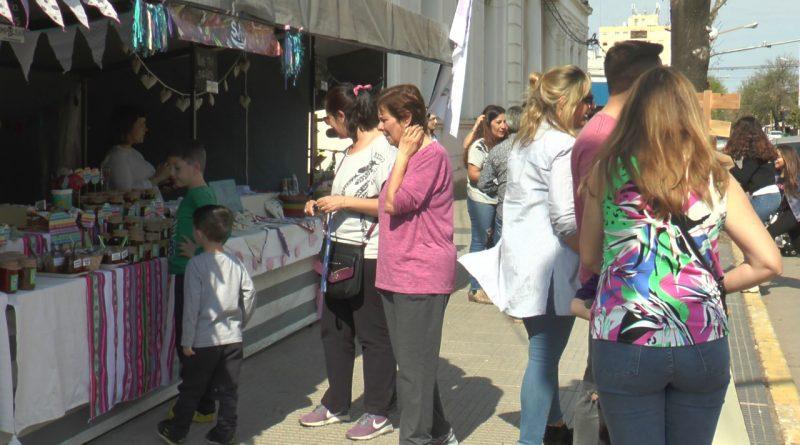 Feria emprendedores Impulsar