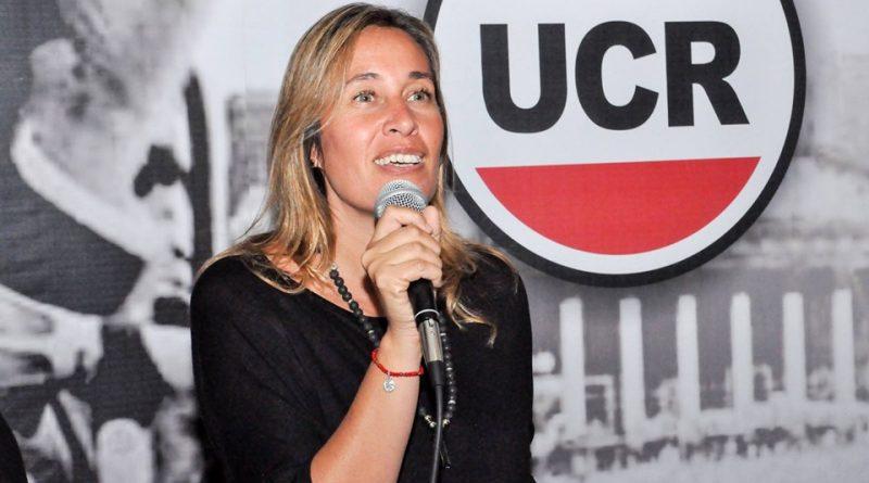 La sorpresa. Jorgelina Soñez será precandidata a Diputada Provincial de Juntos por el Cambio