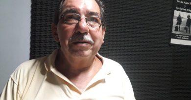 Julio Ríos, asesor técnico de agua potable