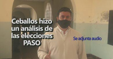 Habrá vacunación contra covid-19 en Rawson y Castilla el viernes 1 de octubre