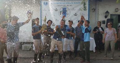 La Estrella de Carmen de Areco se quedó con el torneo de Novicios de Pato disputado en Chivilcoy