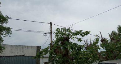 Jueves 5: Corte de energía en el partido de Chacabuco a pedido de TRANSBA